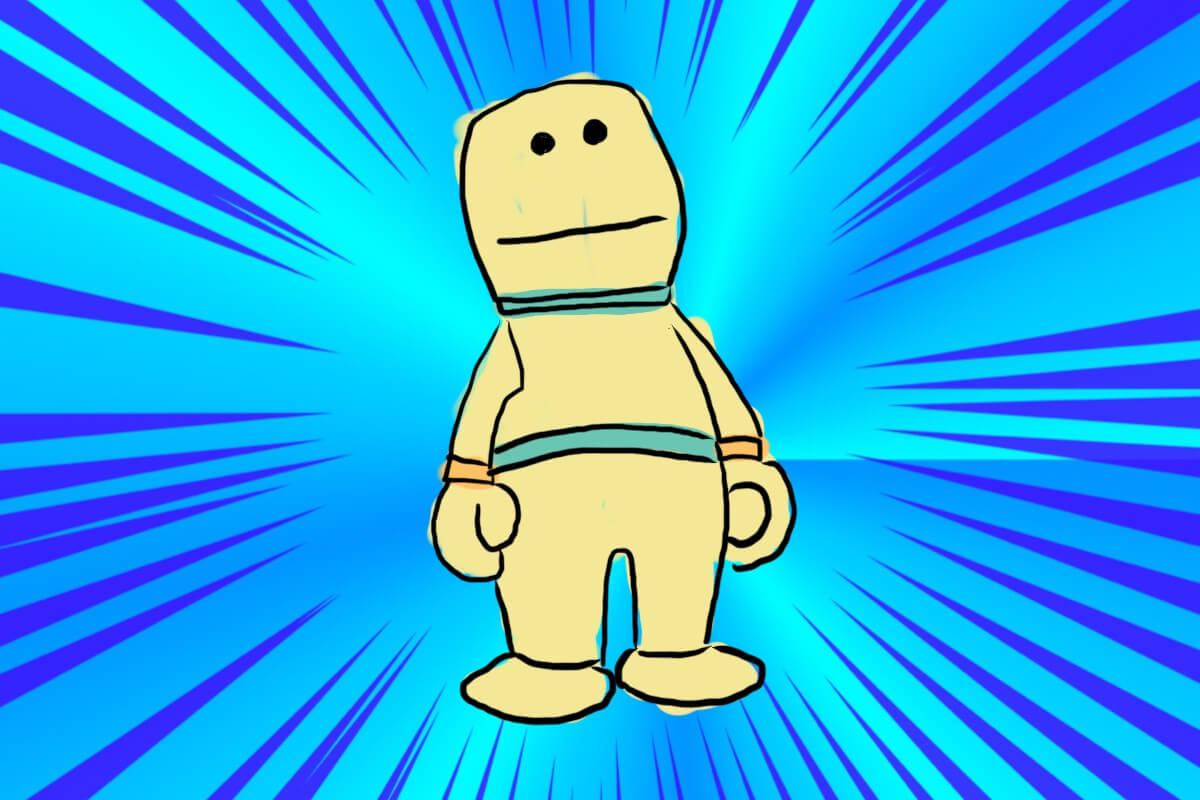 ヒトマネロボット