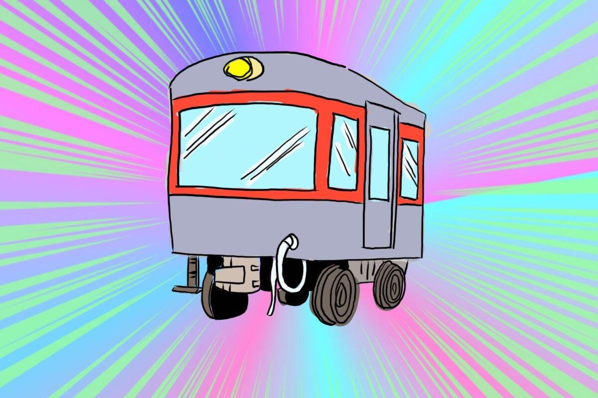 地下鉄列車