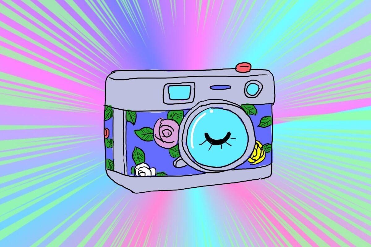 めんくいカメラ