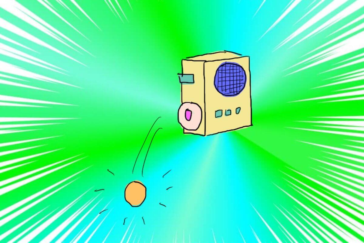 声紋キャンディー製造機