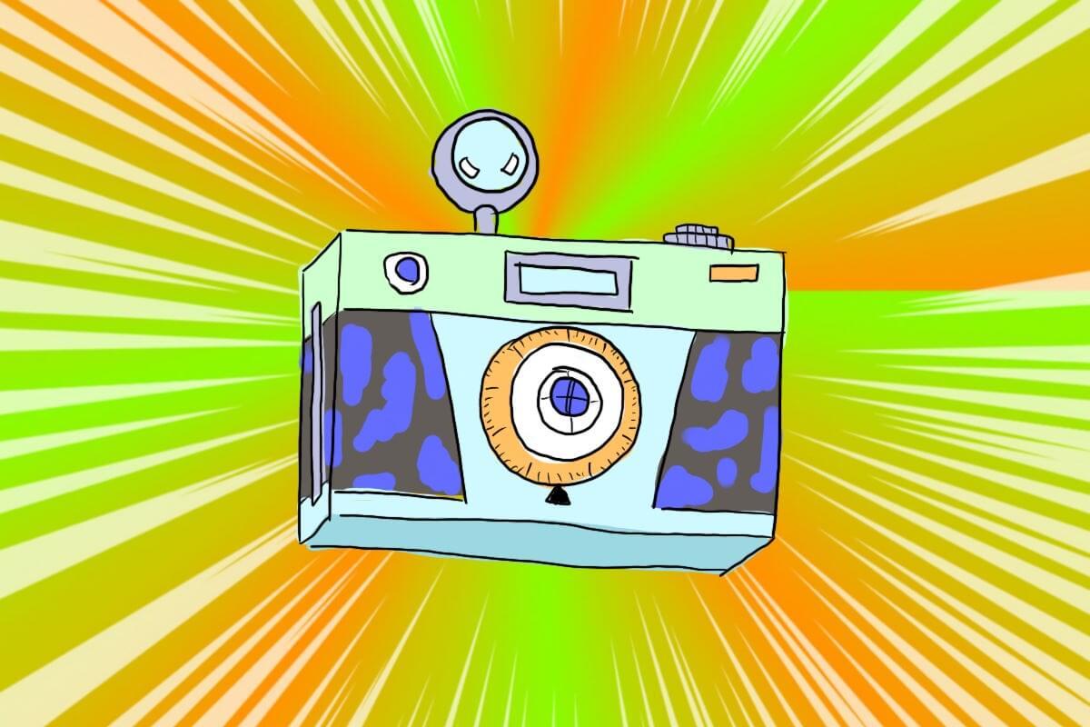 おくれカメラ
