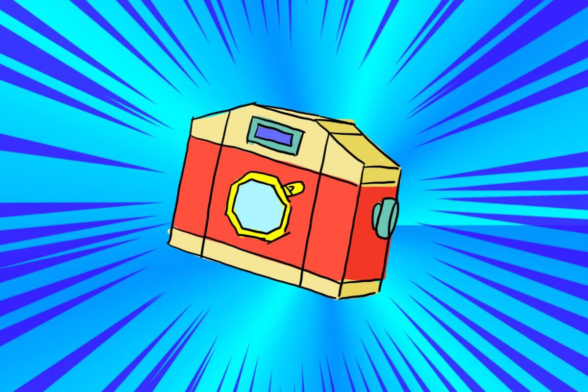 チッポケット二次元カメラ