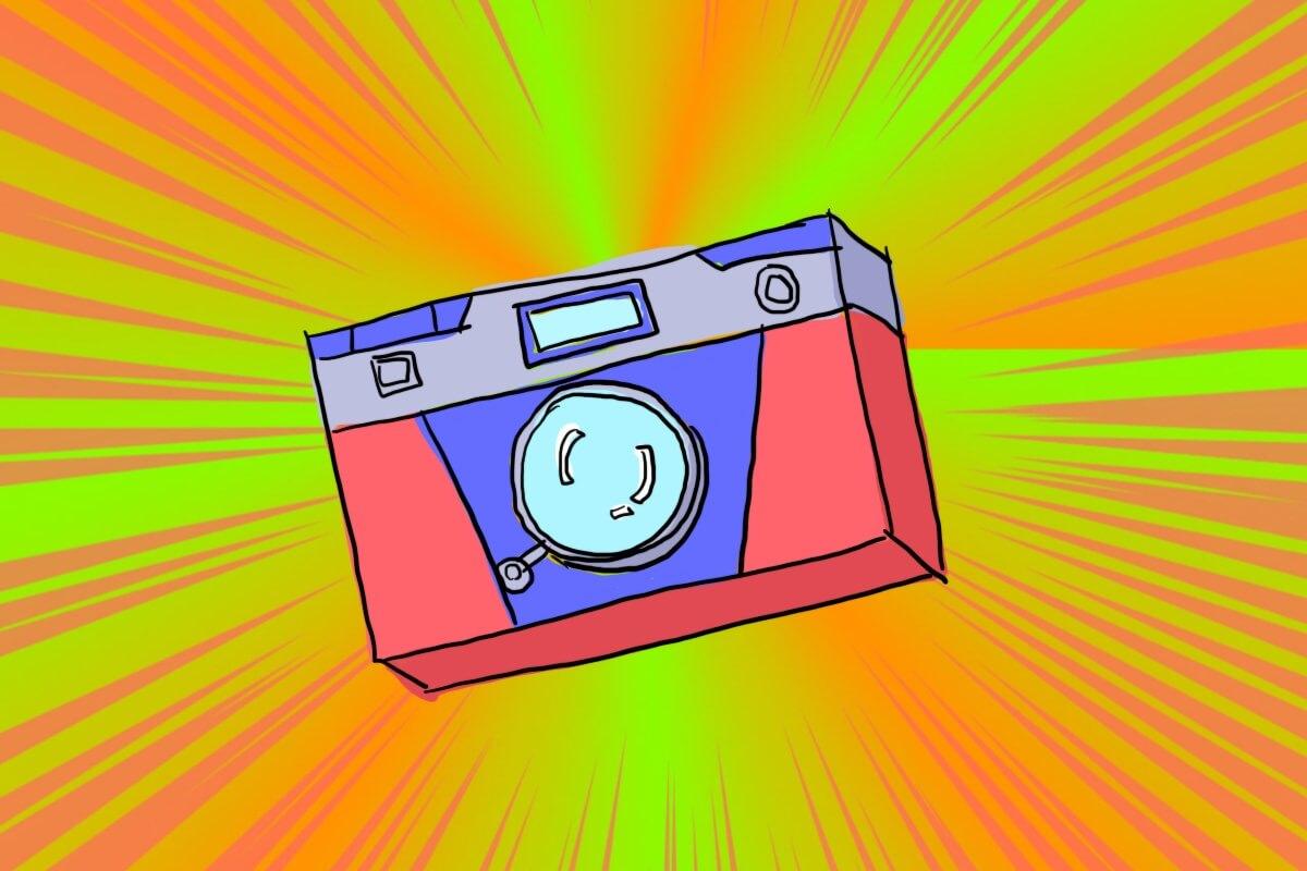 実物立体日光写真機