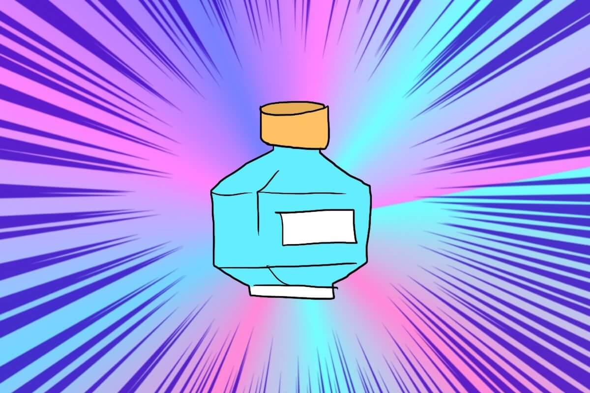 マタタビ香水
