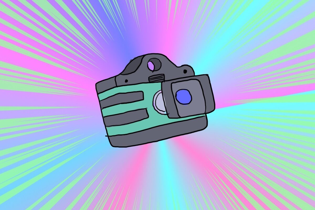 瞬間固定カメラ