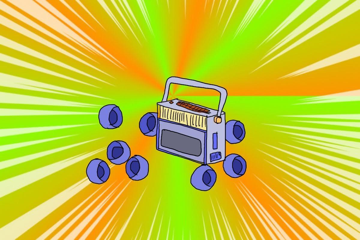 立体効果音8チャンネル
