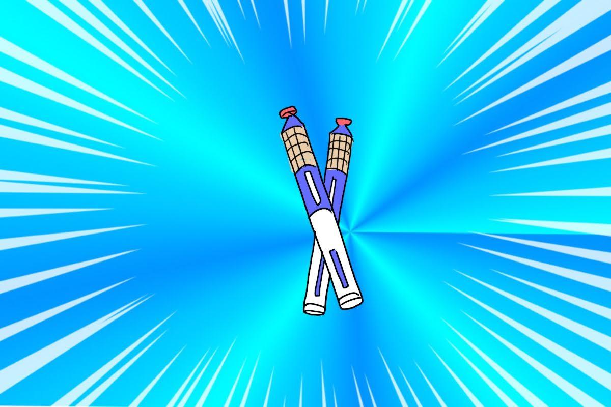 ペンシルミサイル