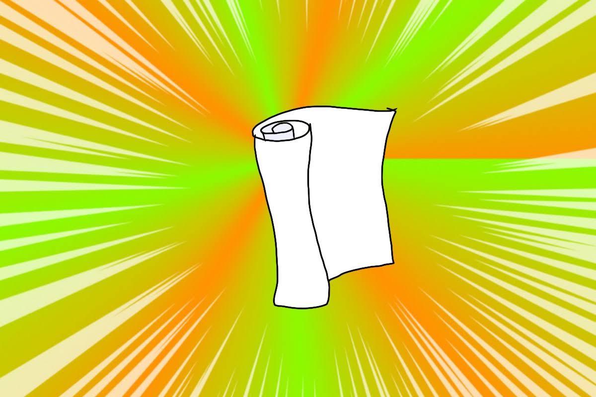 かんしゃく紙